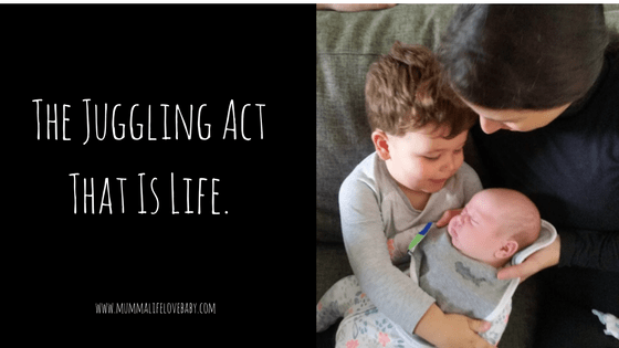 The Juggling Act That Is Life